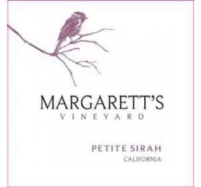 Margarett's Vineyard - Sirah