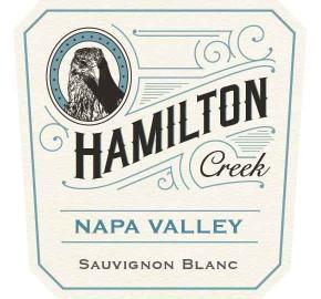 Hamilton Creek - Sauvignon Blanc label