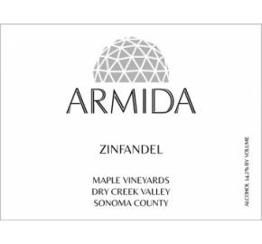 Armida - Zinfandel - Maple Vineyard Dry Creek