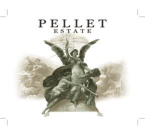 Pellet Estate - Chardonnay label