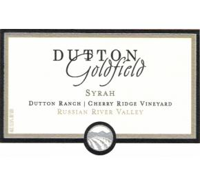 Dutton Goldfield - Syrah - Cherry Ridge Vineyard
