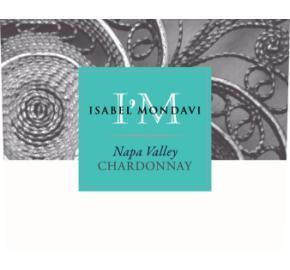 Isabel Mondavi - Chardonnay label