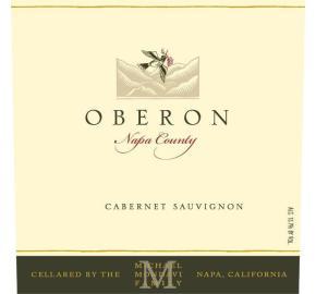 Oberon - Cabernet Sauvignon label