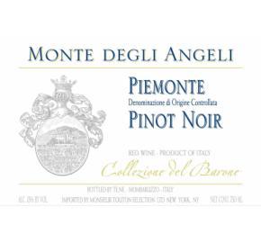 Monte Degli Angeli - Pinot Noir label