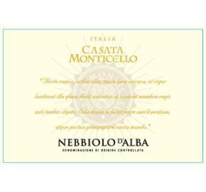 Casata Monticello - Nebbiolo D'Alba