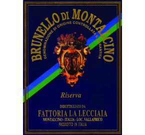 La Lecciaia - Brunello Di Montalcino Riserva