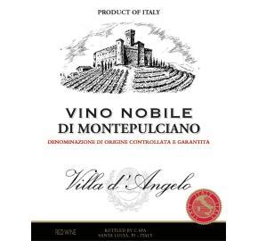 Villa d'Angelo - Vino Nobile Di Montepulciano