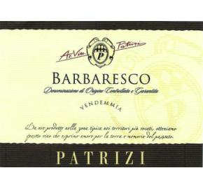 Patrizi - Barbaresco
