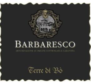 Terre di Bo - Barbaresco label