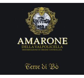Terre di Bo - Amarone Della Valpolicella label