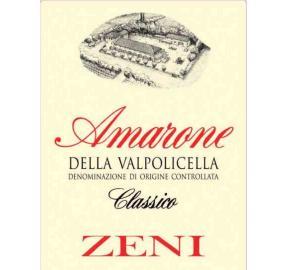 Zeni - Amarone - Della Valpolicella Classico