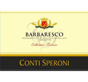 Conti Speroni - Barbaresco