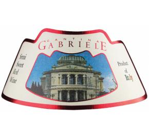 Cantina Gabriele - Red Italian Basket - Semi-Sweet label