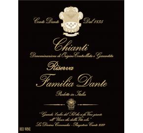 Familia Dante - Chianti Riserva