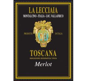 La Lecciaia - Merlot label