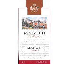 Mazzetti d'Altavilla - Grappa di Barbera