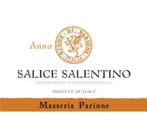 Masseria Parione - Salice Salentino label