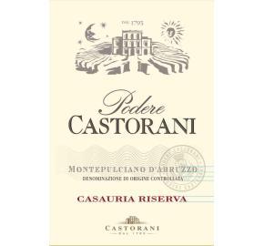 Podere Castorani -  Montepulciano D'Abruzzo Riserva
