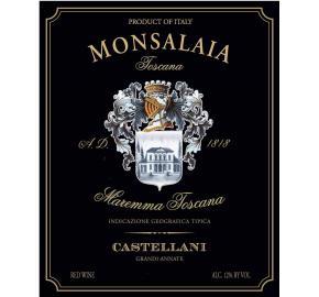 Monsalaia - Maremma Toscana label