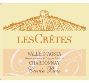 Les Cretes - Valle d'Aosta - Chardonnay Cuvee Bois