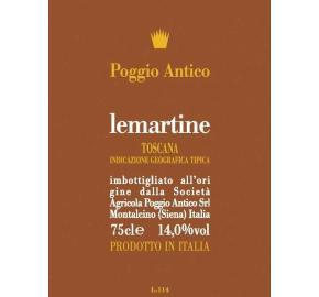 Poggio Antico - Lemartine