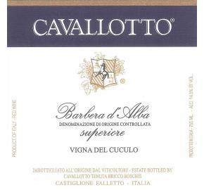 Cavallotto - Barbera d'Alba
