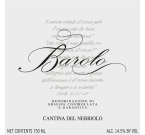 Cantina del Nebbiolo - Barolo