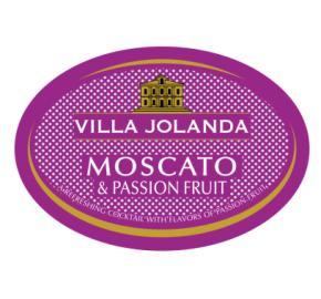 Villa Jolanda - Moscato and Passion Fruit