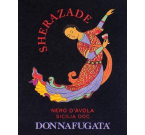 Donnafugata - Sherazade Nero d'Avola label