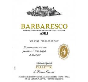 Bruno Giacosa - Barbaresco Asili