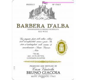Bruno Giacosa - Barbera D'Alba