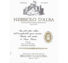 Bruno Giacosa - Nebbiolo D'Alba