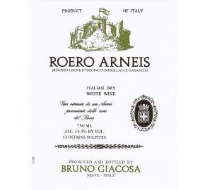 Bruno Giacosa - Roero Arneis