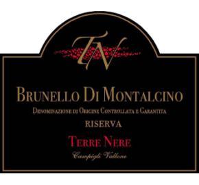 Terre Nere - Brunello di Montalcino Riserva - Campgli Vallone