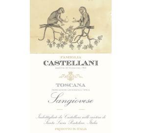 Famiglia Castellani - Collesano - Sangiovese