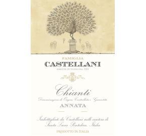 Famiglia Castellani - Chianti label