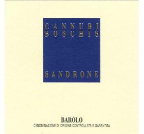 Sandrone - Cannubi Boschis