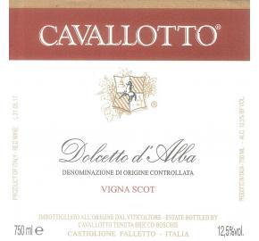 Cavallotto - Dolcetto D'Alba