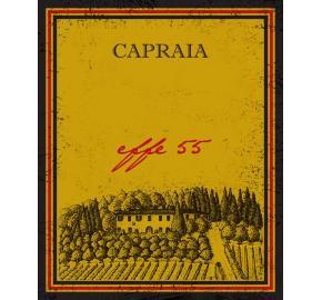 Tenuta di Capraia - effe 55 - Gran Selezione