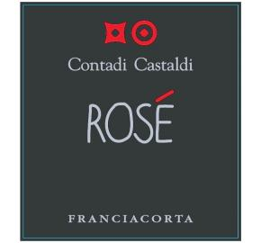 Contadi Castaldi - Rose Brut label