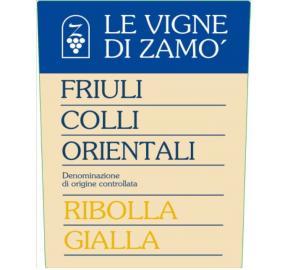 Le Vigne di Zamo - Ribolla Gialla di Rosazzo - Colli Orientali
