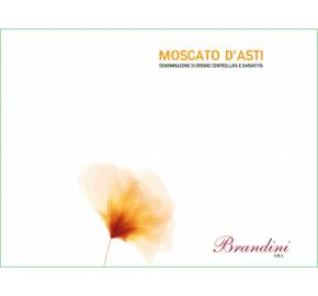 Brandini - Moscato  d'Asti DOCG label
