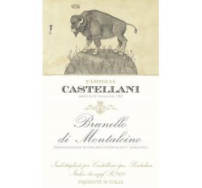 Famiglia Castellani - Collezione Collesano - Brunello Di Montalcino -2x6 Gift Set