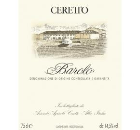 Ceretto - Barolo DOCG