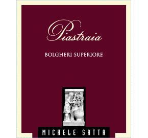 Michele Satta - Superiore Piastraia label
