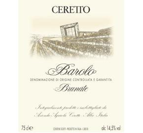 Ceretto - Barolo - Brunate
