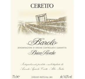 Ceretto - Barolo DOCG - Bricco Rocche