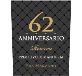 San Marzano - Anniversario 62 - Riserva