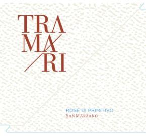 San Marzano - Tramari - Rose label