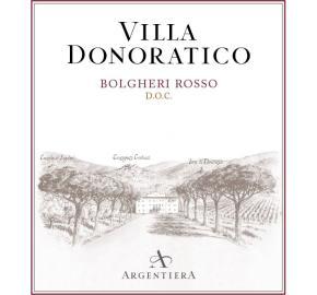 Tenuta Argentiera - Villa Donoratico label
